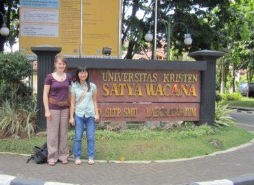 Jakarta visit 2011: Salatiga and shelters
