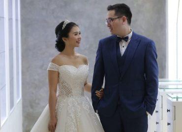Graduate Veronica got married